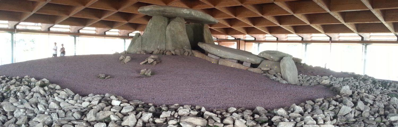 Dolmen megalítico de Dombate